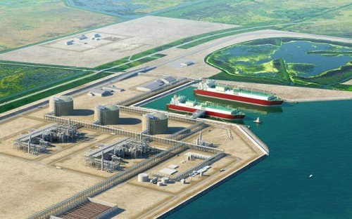 Sempra LNG and Aramco Services Company have signed HOA 1