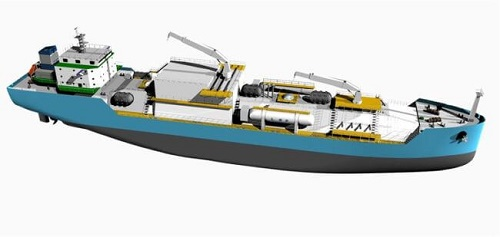 China's First LNG Bunker Vessel To Operate With Integrated Wartsila Solutions