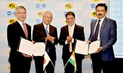 MOL Announced Agreement With 'GAIL' Regarding Charter Contract For One LNGC