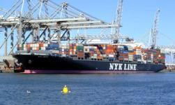 NYK EAGLE Operated By ONE Rescued Crew Members From Sinking Coastal Vessel