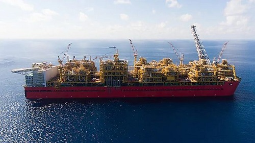Shell Announced That First LNG Cargo Sailed From It's FLNG Facility