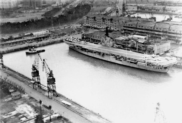 MaritimeQuest  HMCS Warrior  Independencia V1