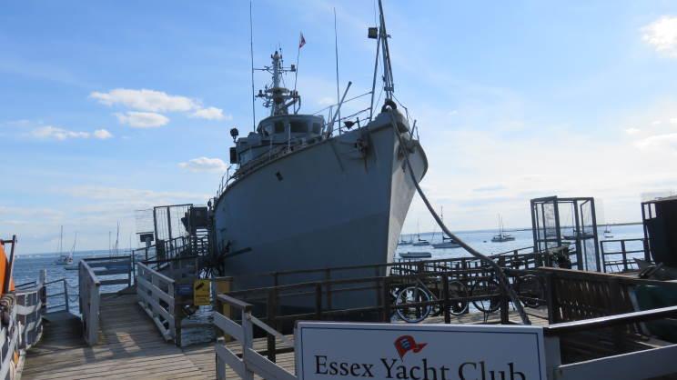 MaritimeQuest HMS Wilton M 1116