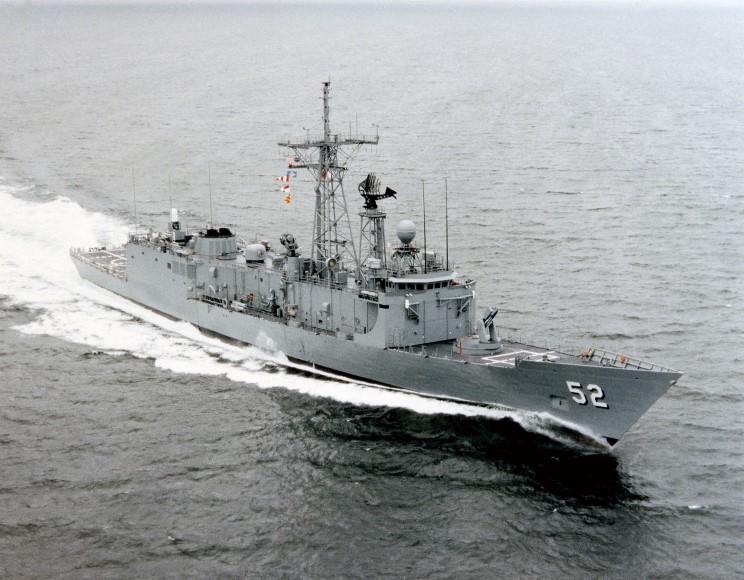 美售我軍艦 海軍二艘諾克斯級艦將除役 @ Oolxiang烏龍鄉(國防科技)網 :: 痞客邦