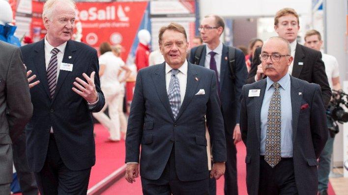 News: Showcasing our Maritime Nation - Maritime Minister visits Southampton  Boat Show   Maritime UK