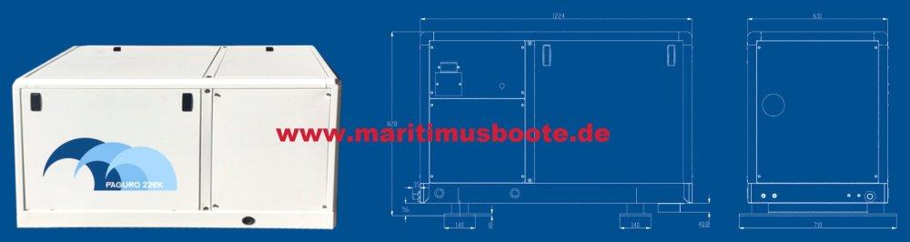 medium resolution of  kohler paguro 22ek marine power generators diesel 22kw