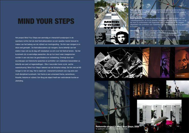 Mind Your Steps 2009