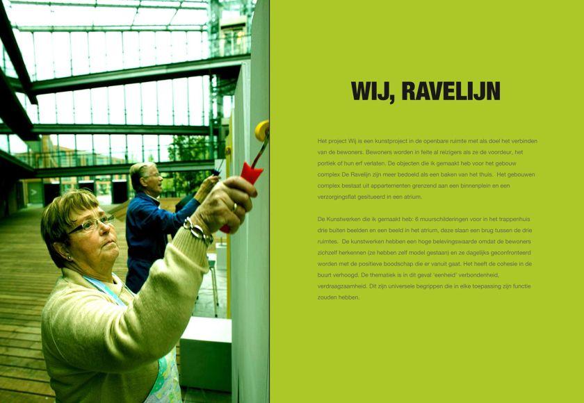 Wij Ravelijn de uitleg
