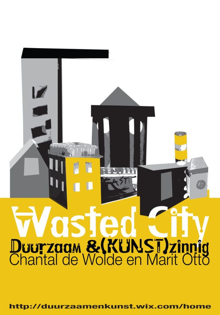 Ten behoeve van het project Wasted City