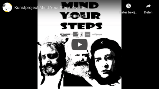 Mind Your Steps 2009-video still