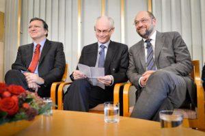 Nobel - liderii EU