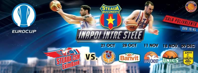 Steaua Baschet Kazan