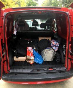 bagaje-mercedes
