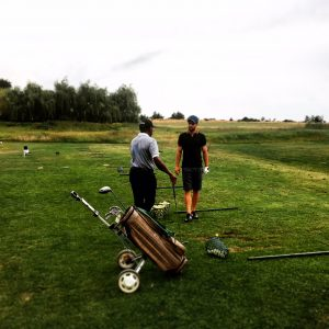 David Foster Lectie golf