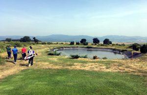 Golf Pianu de Jos Paul Tomița