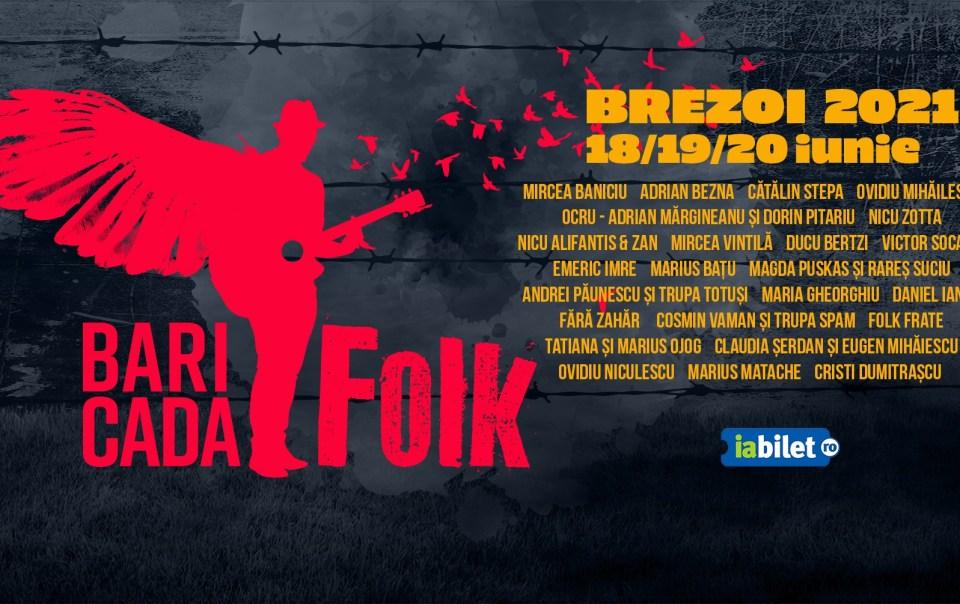 Brezoi Baricada Folk Live Music Summer Camp