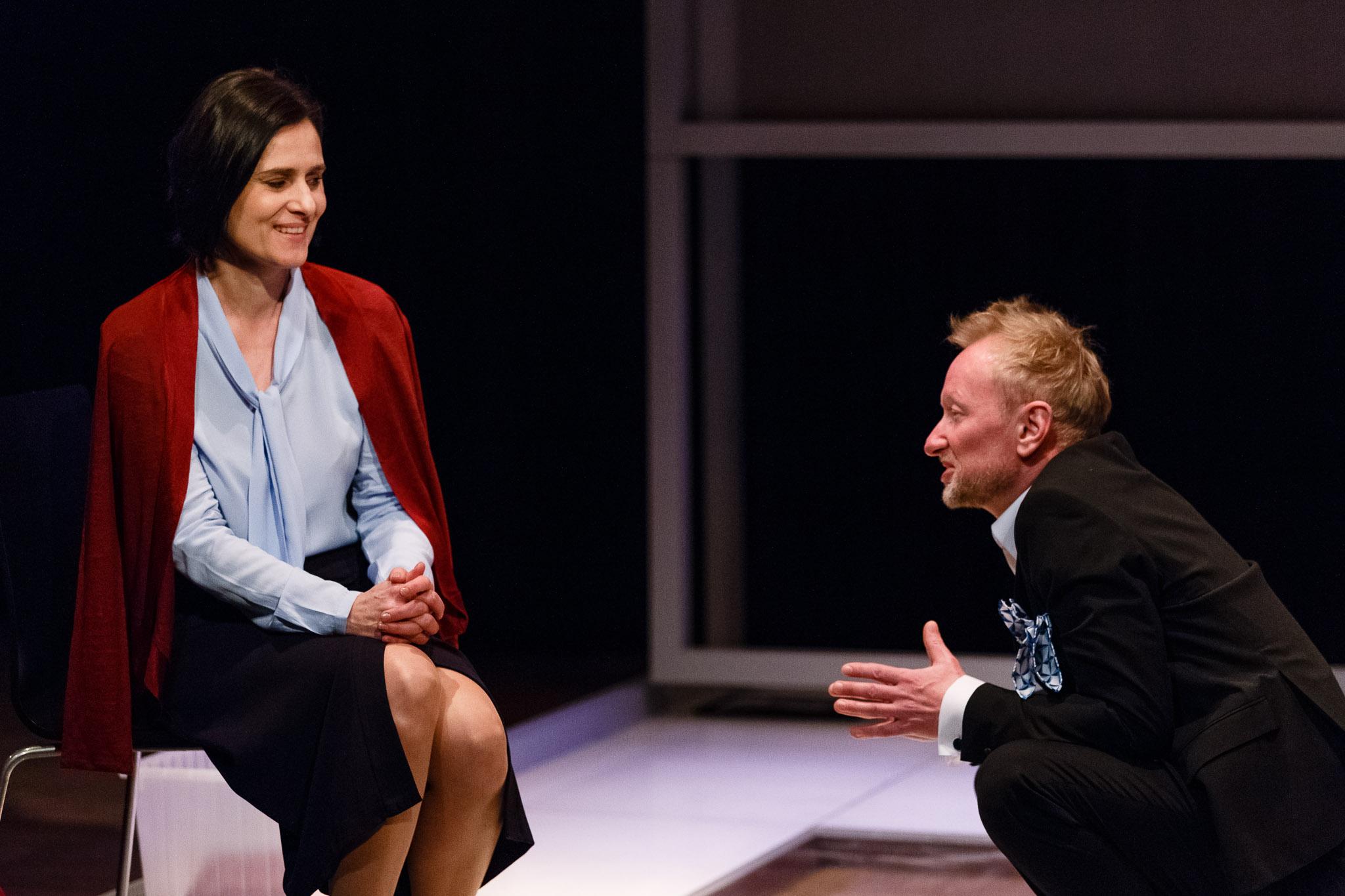 Boże mój – premiera w Teatrze Mazowieckim