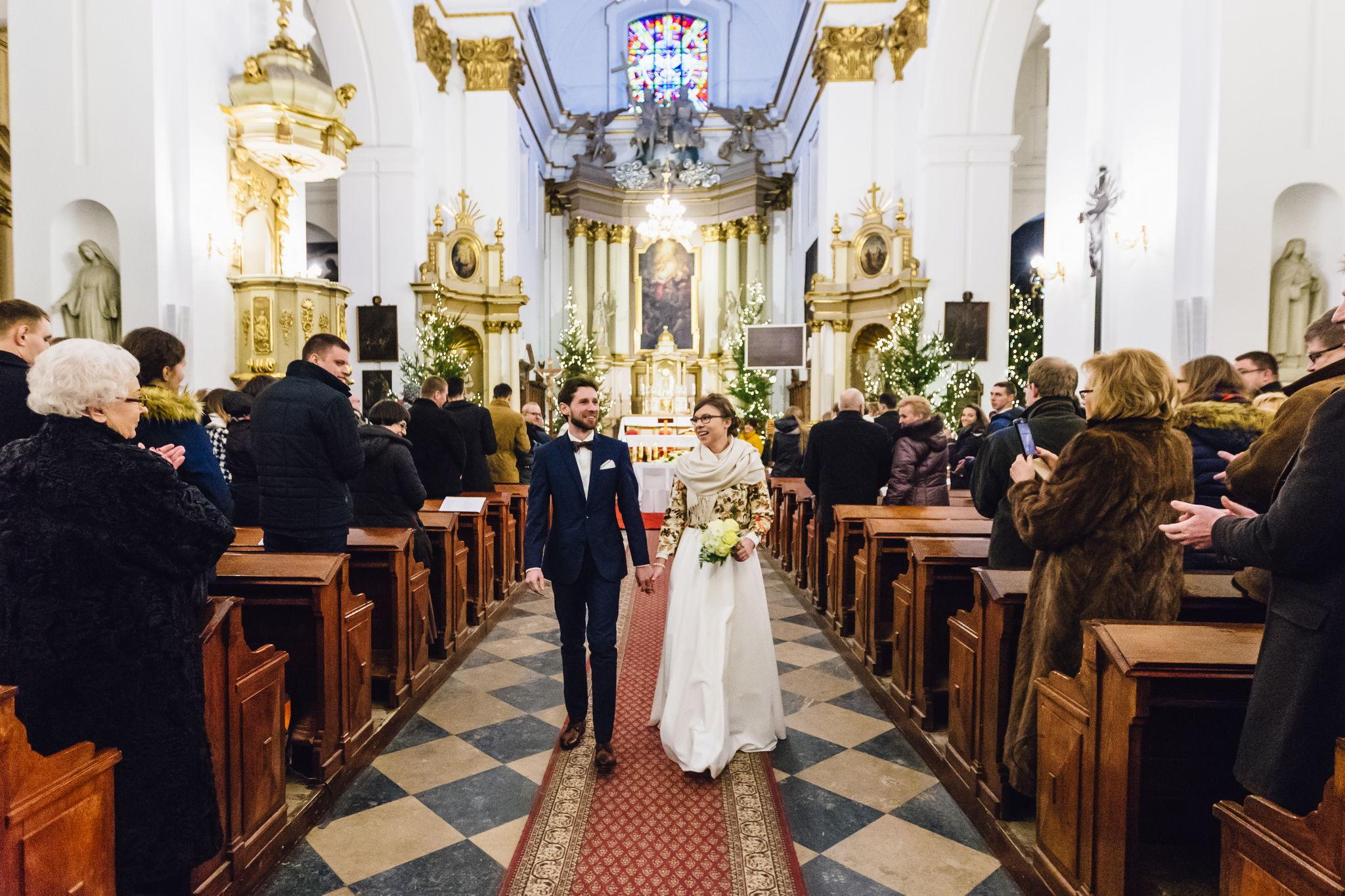 Natalia i Jakub – reportaż ślubny