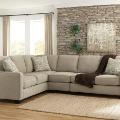 Ashley Alenya Quartz Sofa Reviews Que Es El En Ingles 3 Piece Corner Sectional In Marjen Of