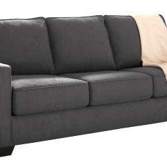 Sofa Sleeper Chicago Cognac Leather Designs Zeb Charcoal Queen Marjen Of