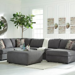 Small Apartment Sofa Sectional Sfm Jayceon Steel With Right Or Left Side Chaise ...