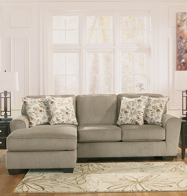 Patola Park Patina 2 Piece Sectional With Left Or Right
