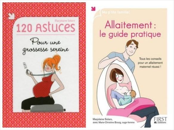 Livres Marjolaine SOLARO