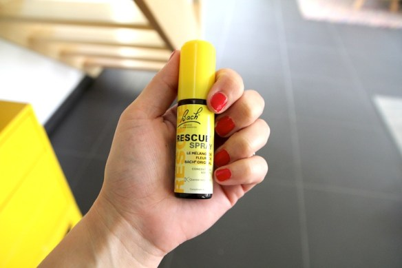 spray Rescue