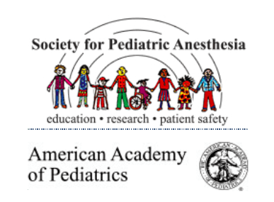 society for pediatric anesthesia and american academy of pediatrics collaborate to cohost annual meeting