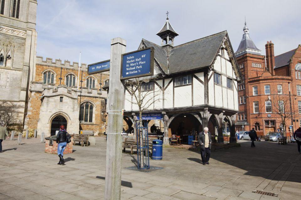 Market Harborough  March 2013
