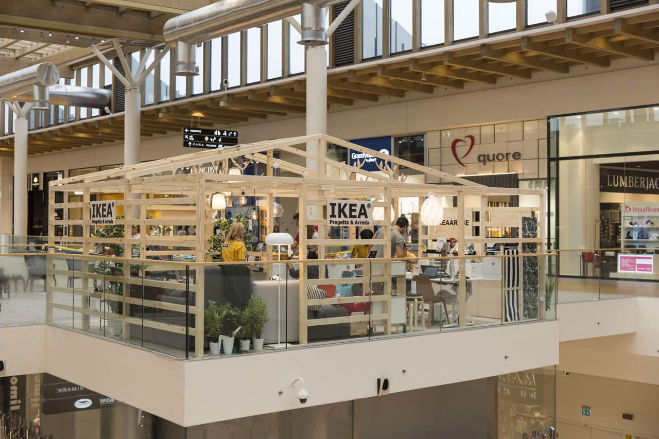Ikea Progetta E Arreda Al Centro Di Arese Mark Up