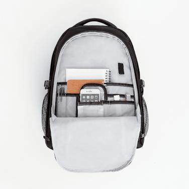 premium backpack interior