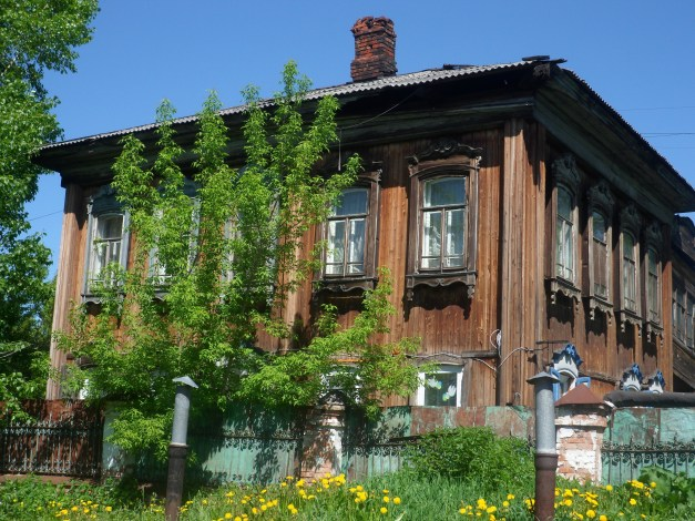 More great wooden homes