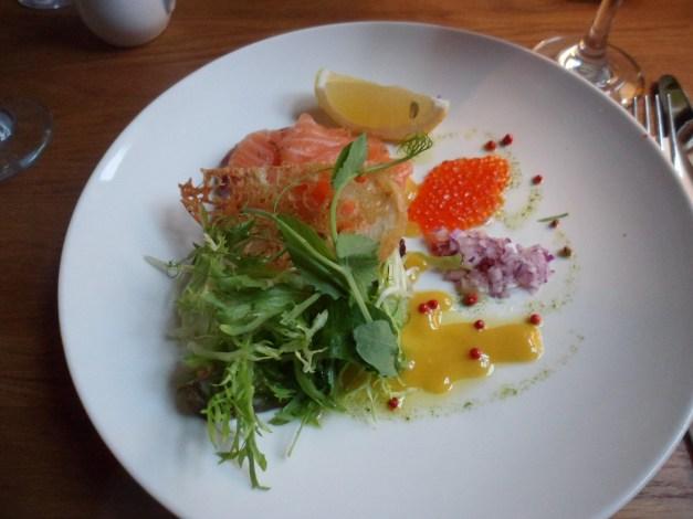 Delicious Nordic cuisine
