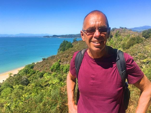 On the Abel Tasman Coast Track