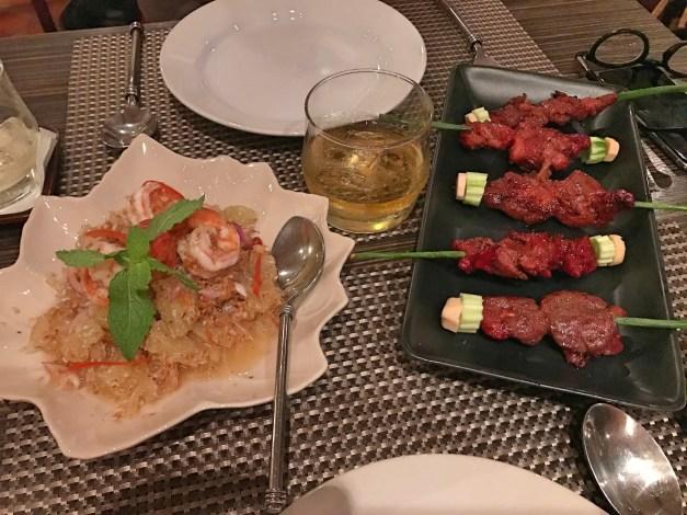 Great Thai food