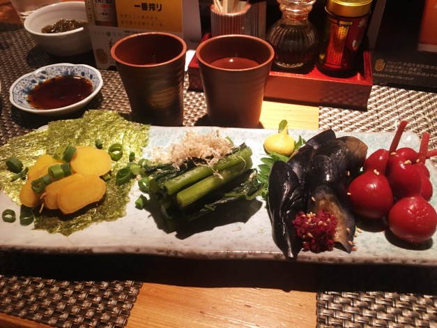As usual, food was a big part of our experience in Nagano & Obuse. It is nothing short of amazing how beautiful and fabulous food here in Japan can be.