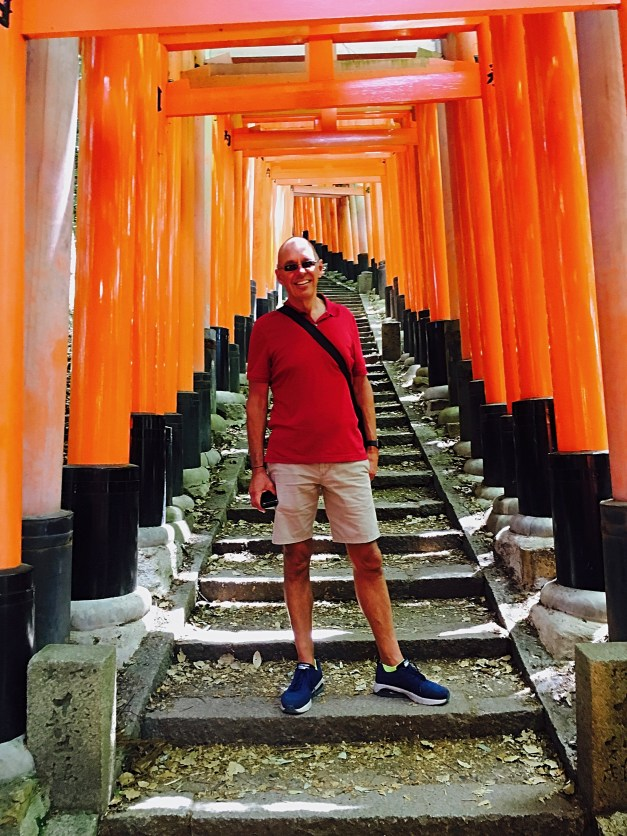 Then there were all these pictures from Fushimi Inari-Taisha