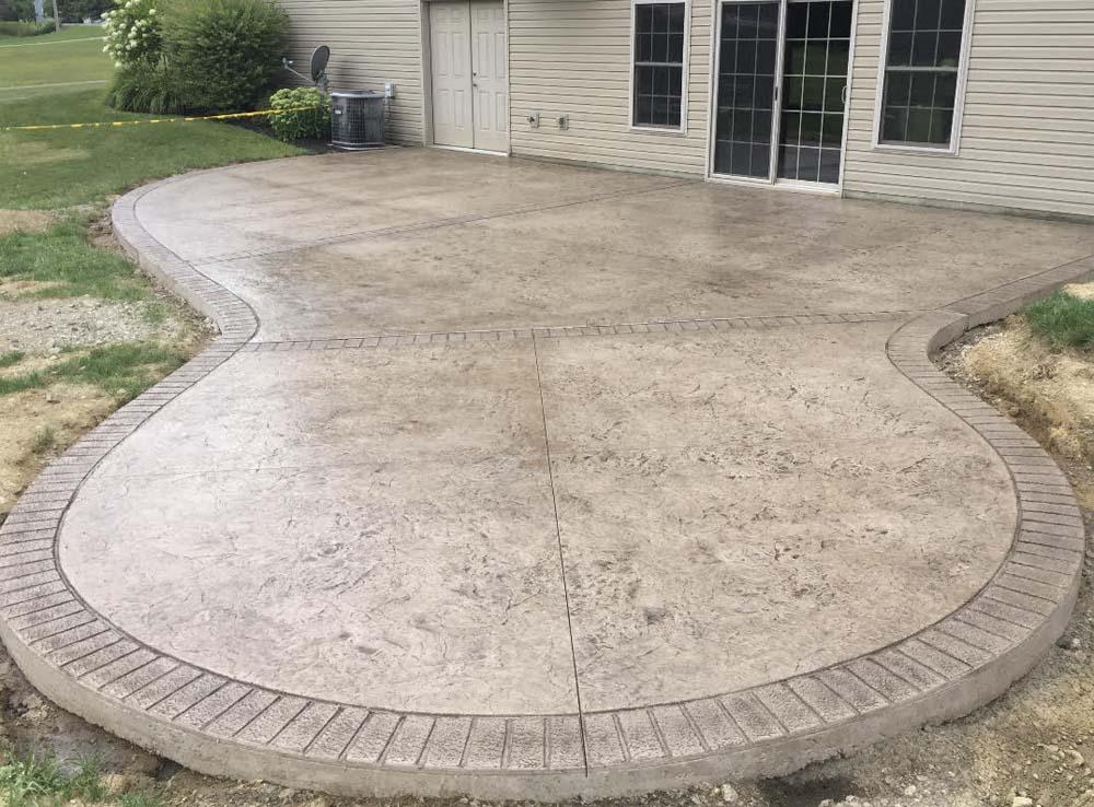 patios mark anthony concrete inc