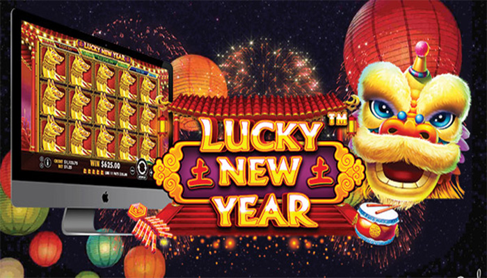 Game Lucky New Year Slot Online