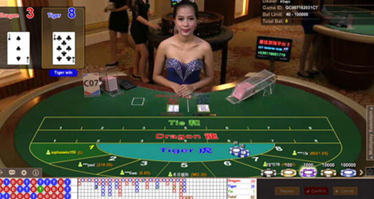 Tips Bermain Dragon Tiger IDN Live Casino