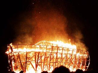 Norea: The Woman Who Burned Down Noah's Ark