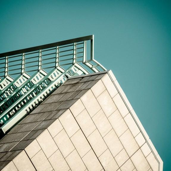 Minimalist Architecture Building 1