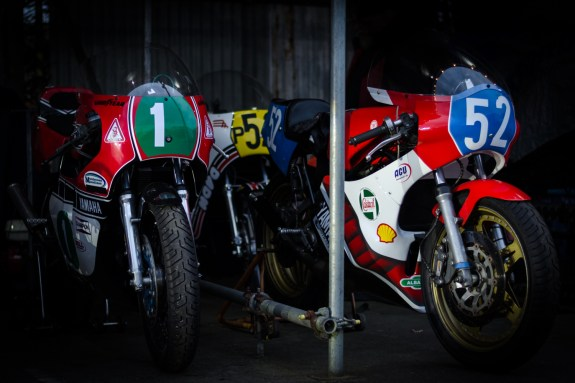 Yamaha Motorbikes