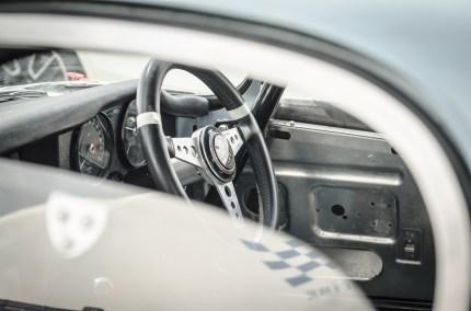 Jaguar e-type Steering Wheel