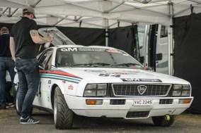 Lancia Montecarlo in Martini Livery