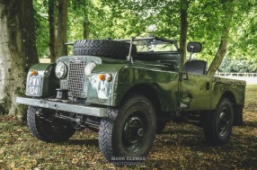 Landrover Wilton Wake Up
