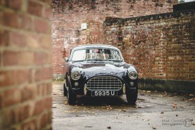 AC Bristol Classic Car at Bicester Heritage Sunday Scramble