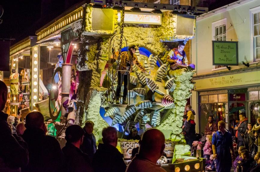 Somerset Carnival Float