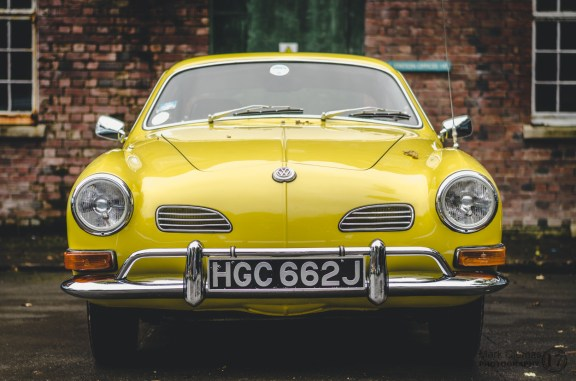 Volkswagen Classic Car at Bicester Heritage Sunday Scramble